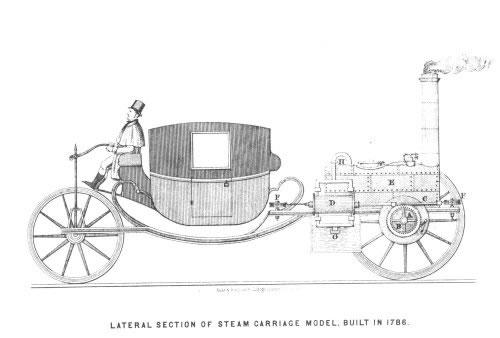 voiture à vapeur2